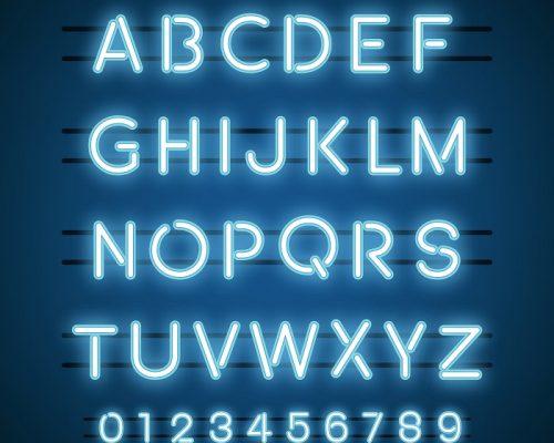 font display